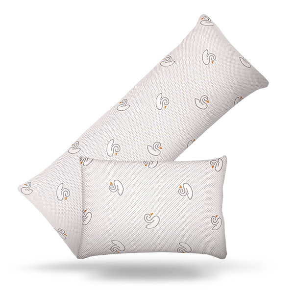 Queen & Body Pillow bundle - premium pillows