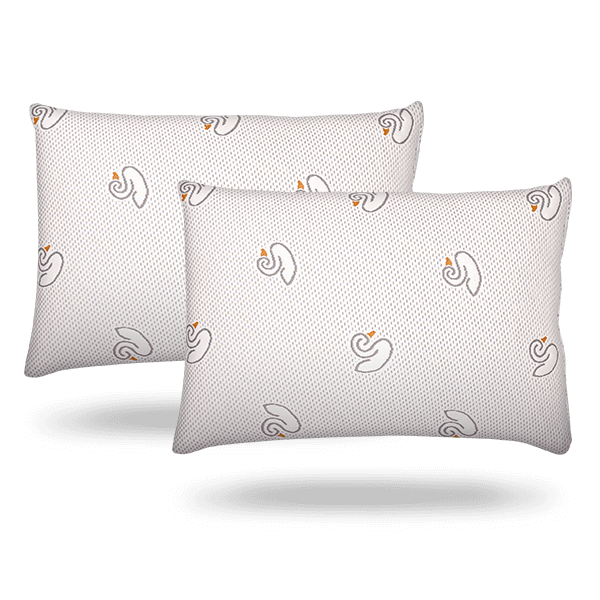 queen pillow bundle - premium pillows